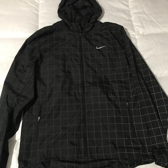 c7b432c48c2 Nike Jackets & Coats | 3m Reflective Grid Jacket | Poshmark